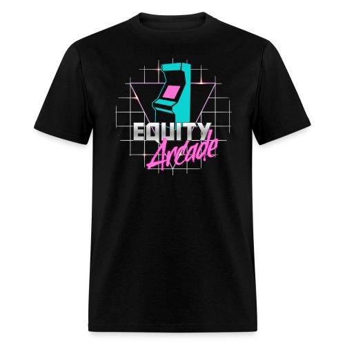 Equity Arcade Media Team Design - Men's T-Shirt