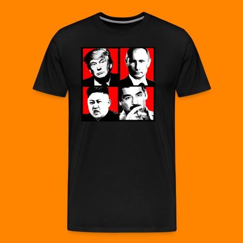 Donald's Friends - Men's Premium T-Shirt