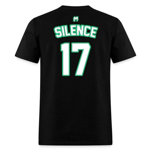 Player T-Shirt | Silence - Men's T-Shirt