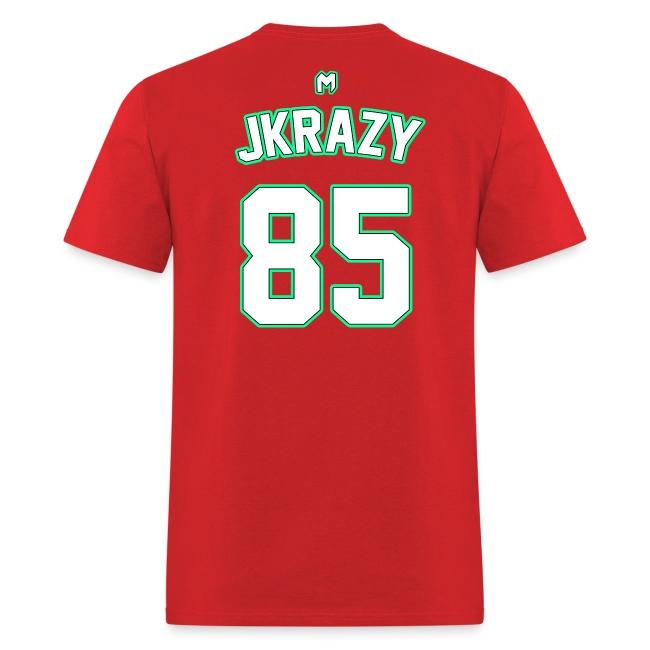 Player T-Shirt | JKrazy