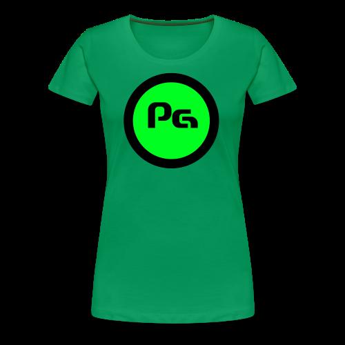Women's Poppy Tee - Women's Premium T-Shirt
