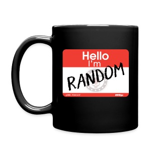 Random Ramblings w/Rob logo  - Full Color Mug