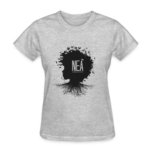 Women's Heather Grey Napturallyeverafter Tee - Women's T-Shirt