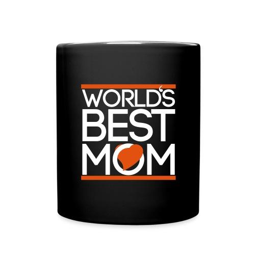 World's Best Mom Mug - Full Color Mug