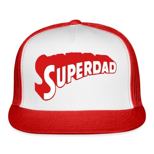 Super Dad Hat - Trucker Cap