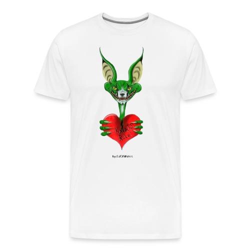 EdOfWales - Men's Premium T-Shirt