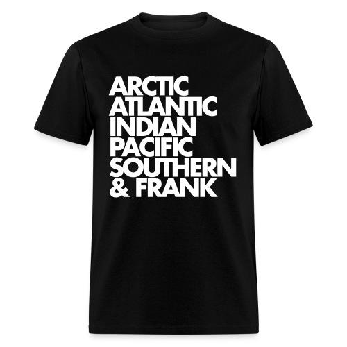 Great Oceans - Men's T-Shirt