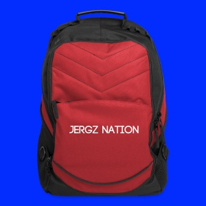 Jergz Nation Conputer Backpack - Computer Backpack