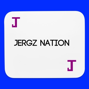 Jergz Nation Mousepad - Mouse pad Horizontal