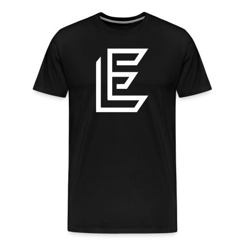 Enflict T-shirt - White - Men's Premium T-Shirt