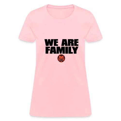 We Are Family Bengals (Women) - Women's T-Shirt