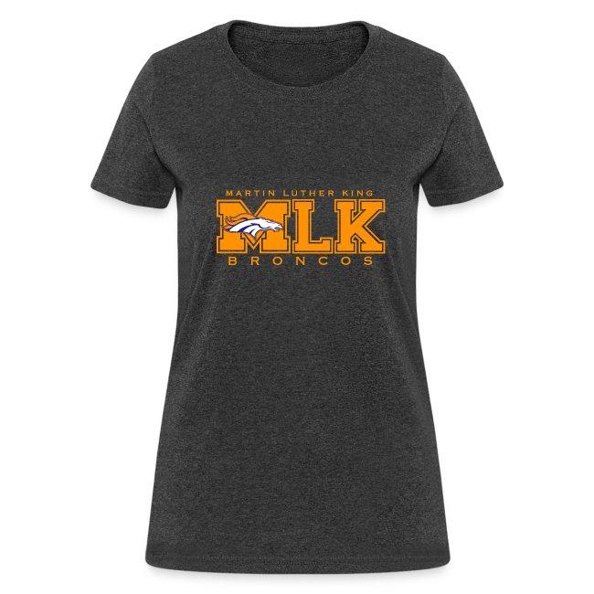 MLK Broncos (Women) Teal