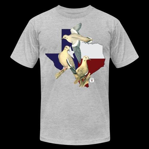 Texas Dove  - Men's Fine Jersey T-Shirt
