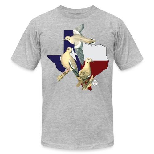Texas Dove  - Men's  Jersey T-Shirt