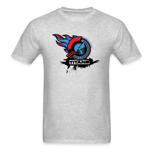 Constitution Titans (Big Man) - Men's T-Shirt