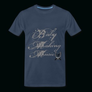 Baby Making Music - Men's Premium T-Shirt