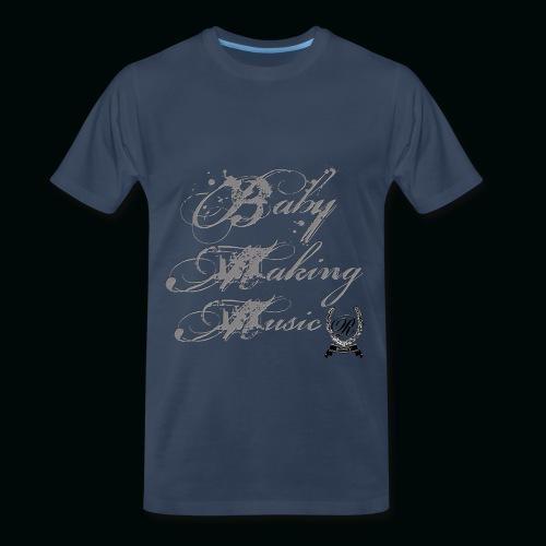 Baby Making Music - Men's Premium T-Shirt