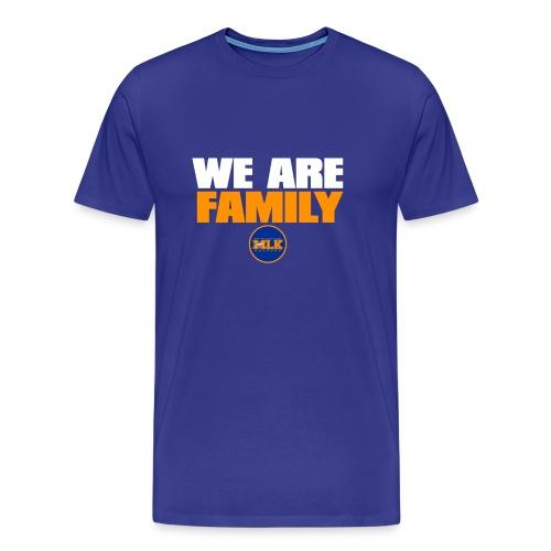 We Are Family MLK Broncos (Big Man) - Men's Premium T-Shirt