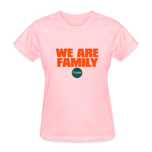 We Are Family Dolphins (Women) - Women's T-Shirt