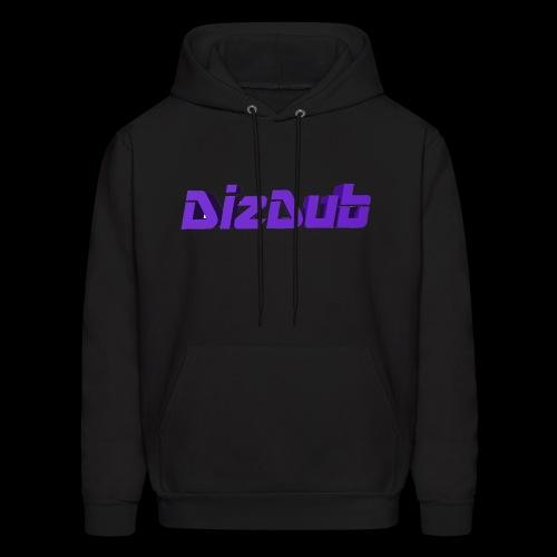 DizDub Logo Hoodie - Men's Hoodie