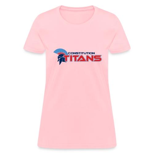 Constitution Titans (Women) - Women's T-Shirt