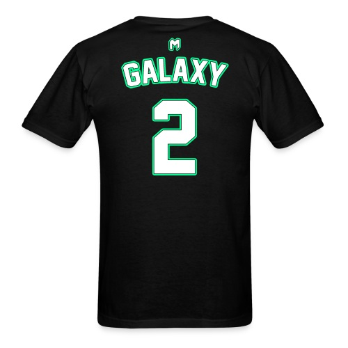Player T-Shirt | Galaxy - Men's T-Shirt