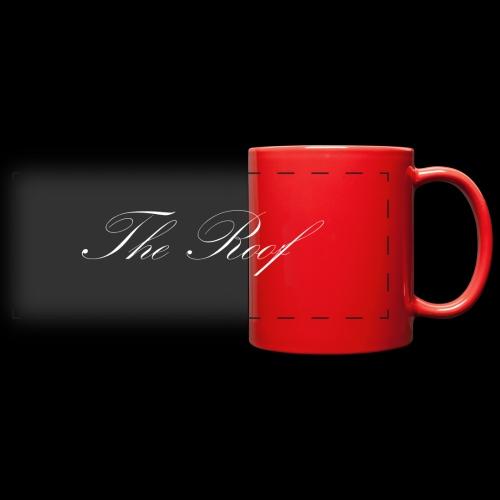 The Roof Logo Mug - Full Color Panoramic Mug