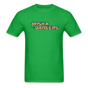 Irish Dancers - Men's T-Shirt