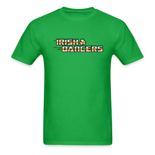 Irish Dancers - Men's T-Shirt