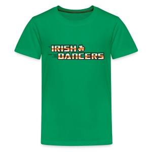 Irish Dancers - Kids' Premium T-Shirt