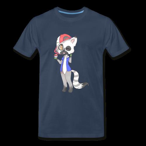 Poké Lemur 'Men's' Tee! - Men's Premium T-Shirt