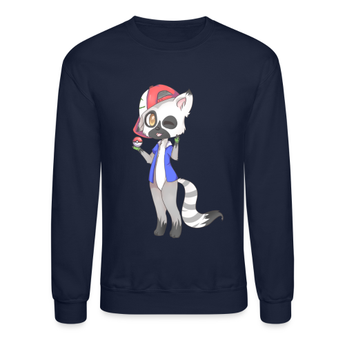 Poké Lemur Sweater! - Crewneck Sweatshirt