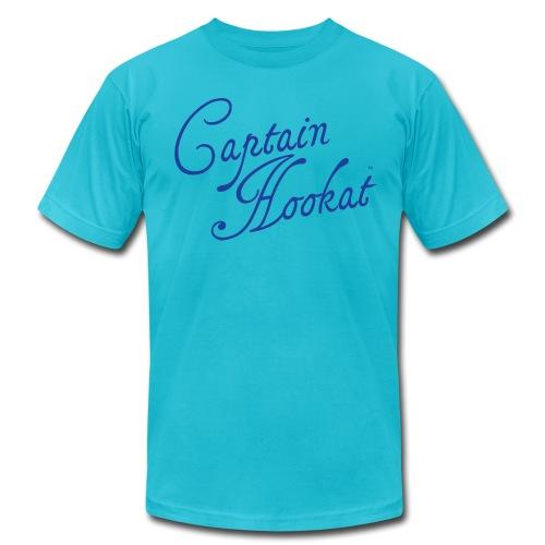 Captain Hookat Logo Tee - Men's  Jersey T-Shirt