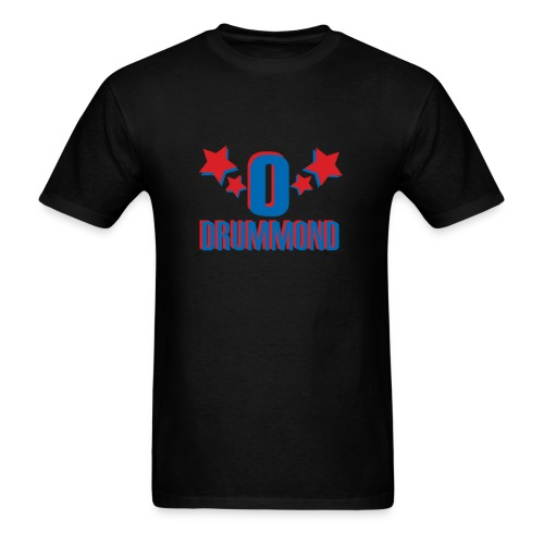 Drummond All-Star T-Shirt - Men's T-Shirt
