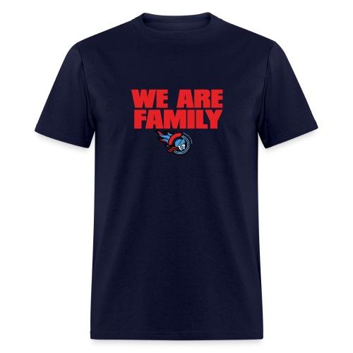 We Are Family Titans (Big Man) - Men's T-Shirt