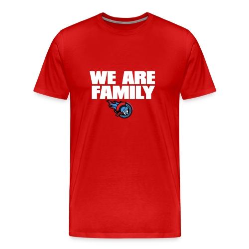 We Are Family Titans - Men's Premium T-Shirt