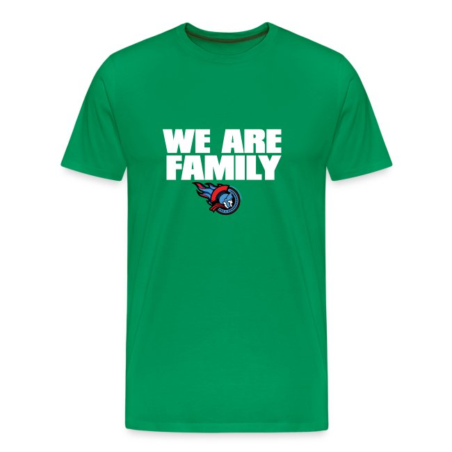 We Are Family Titans