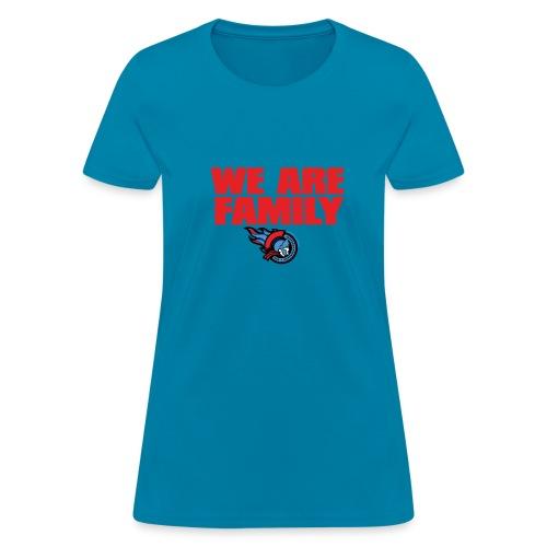 We Are Family Titans (Women) - Women's T-Shirt