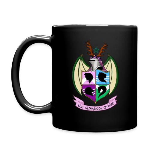 Storybook Archive Mug - Full Color Mug