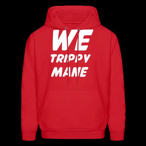 We Trippy Mane Hoodie - Men's Hoodie