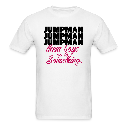 Jumpman Tee - Men's T-Shirt