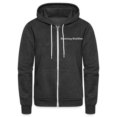 RB Jacket Unisex - Unisex Fleece Zip Hoodie