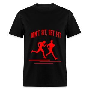 Runing Tshirt - Men's T-Shirt