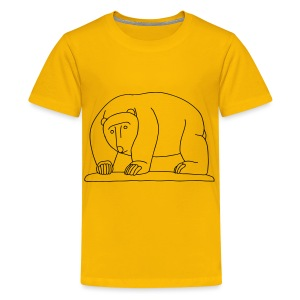 Bears Bridge Moabit - Kids' Premium T-Shirt