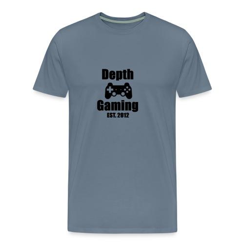 Depth Gaming Est.2012 Tee - Men's Premium T-Shirt