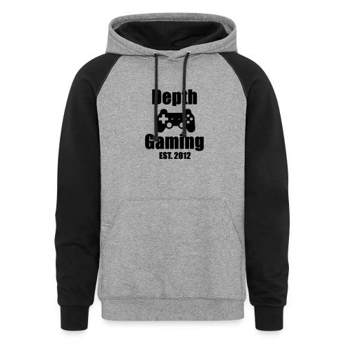 Bad Ass Hoodie - Colorblock Hoodie