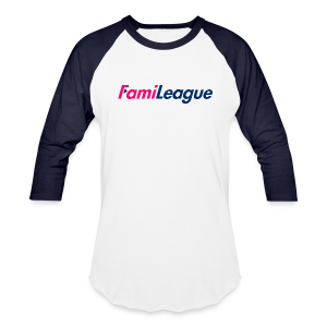 FamiLeague Baseball Jersey - Baseball T-Shirt