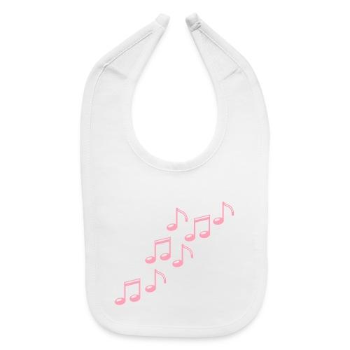 Music Bibs - Baby Bib