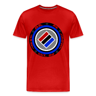 T-Shirts ~ Men's Premium T-Shirt ~ Da Shield (Tee)