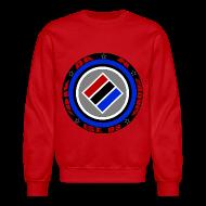 Long Sleeve Shirts ~ Crewneck Sweatshirt ~ Da Shield (Sweatshirt)